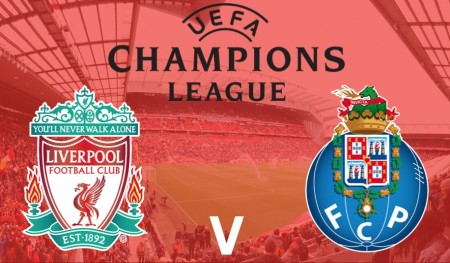 Champions League 1/4 Del - Liverpool VS FC Porto - 09.04.19