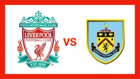 OSLO (OSL) TOTALPAKKE  Liverpool FC VS Burnley 25.04.2020